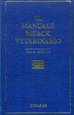 Copertina Merck Il manuale Merck veterinario