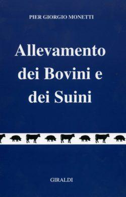 Copertina Monetti Allevamento dei bovini e dei suini